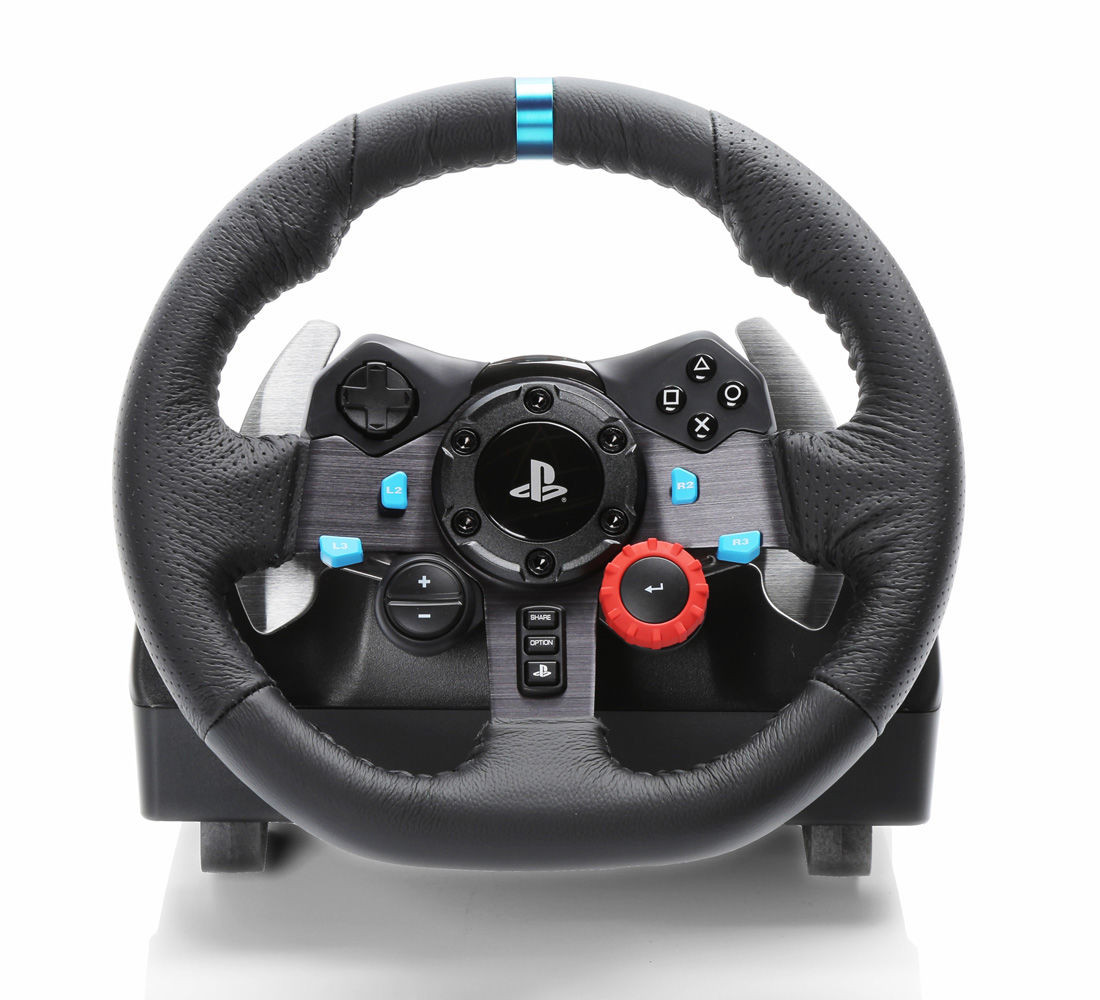 Logitech G29 + Shifter bundle for PS3 + PS4 + PC - For all your