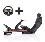 Playseat® F1 Black Ready to Race bundle