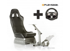 Playseat® Evolution Black Ready to Race bundle