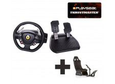 Thrustmaster Ferrari 458 Italia Ready to Race bundle