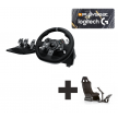 Logitech G920 for Xbox 360 + Xbox One + PC Ready to Race bundle