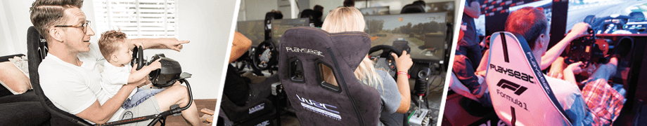 Playseat®: for every racing style